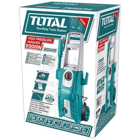 Πλυστικό μηχάνημα 150 BAR με δοχείο σαπουνιού Total TGT11226