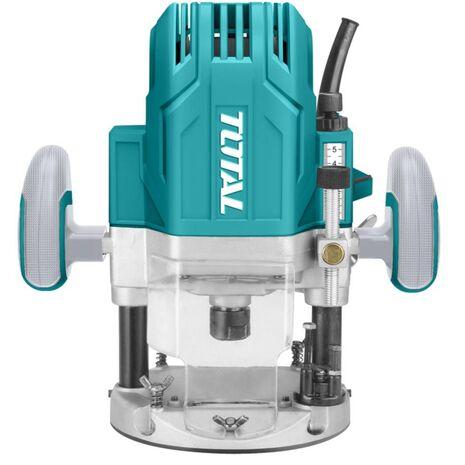 Ρούτερ ξύλου ηλεκτρικό 1600W Total TR111216