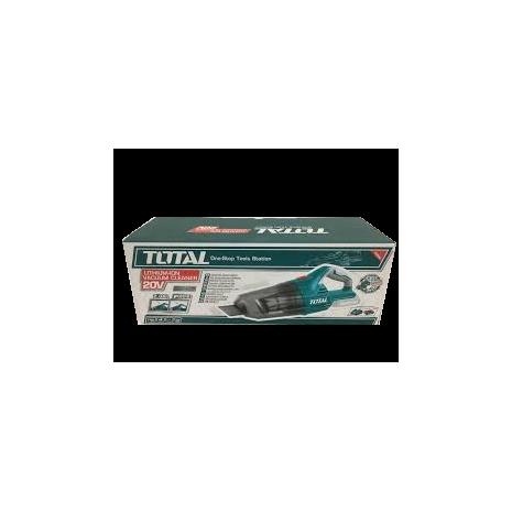 Σκουπάκι μπαταρίας λιθίου 20V TOTAL TVLI2001