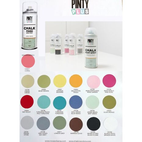 CHALK PAINT XROMATOLOGIO