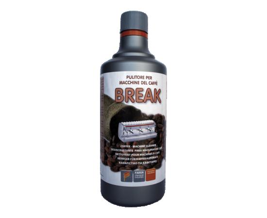 Break Καθαριστικό υγρό μηχανής καφέ espresso Faren 750ml