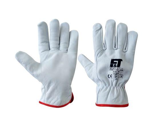 Γάντια δερμάτινα 0789 FT Safety