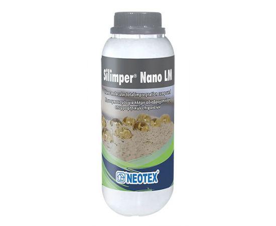 Υδατοαπωθητικό & ελαιοαπωθητικό για πορώδεις επιφάνειες Silimper Nano LM Neotex