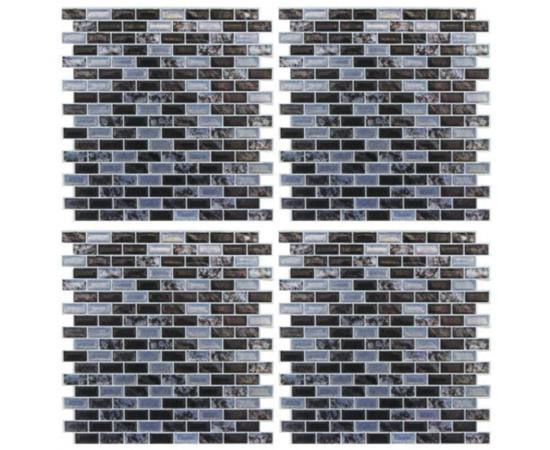 Αυτοκόλλητα πλακάκια τοίχου marble tile εσωτερικού χώρου σε σχέδιο πέτρας